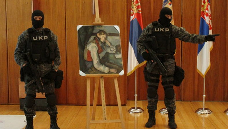 Үнэтэй урлагийн бүтээл хулгайлсан ч бүтэлгүйтсэн тохиолдлууд