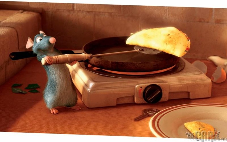"""""""Ratatouille"""", 2008"""