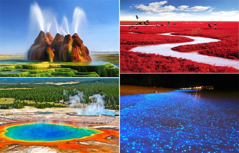 Үлгэрийн гэмээр үзэсгэлэнтэй 30 газар