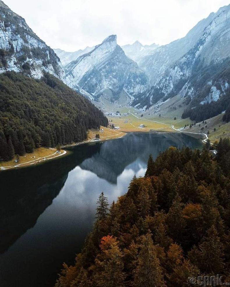 Швейцарийн уулс - Гэрэл зурагчин Андри Лаукас (Andri Laukas)
