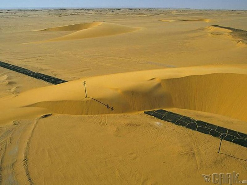 Нил мөрний хөндий, Египет