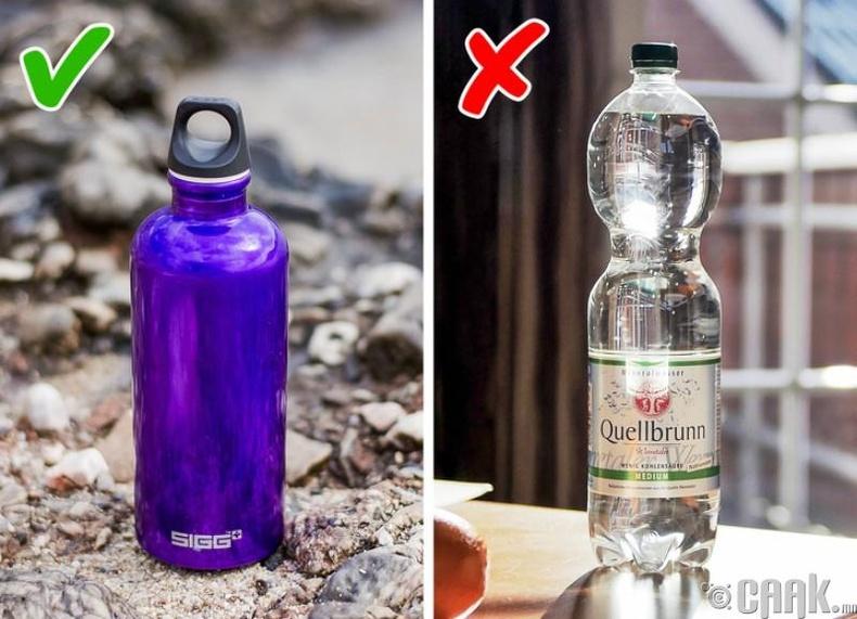 Нэмэлт мэдээлэл 1: Чанаргүй уснаас хэрхэн гэр бүл болон өөрийгөө хамгаалах вэ?