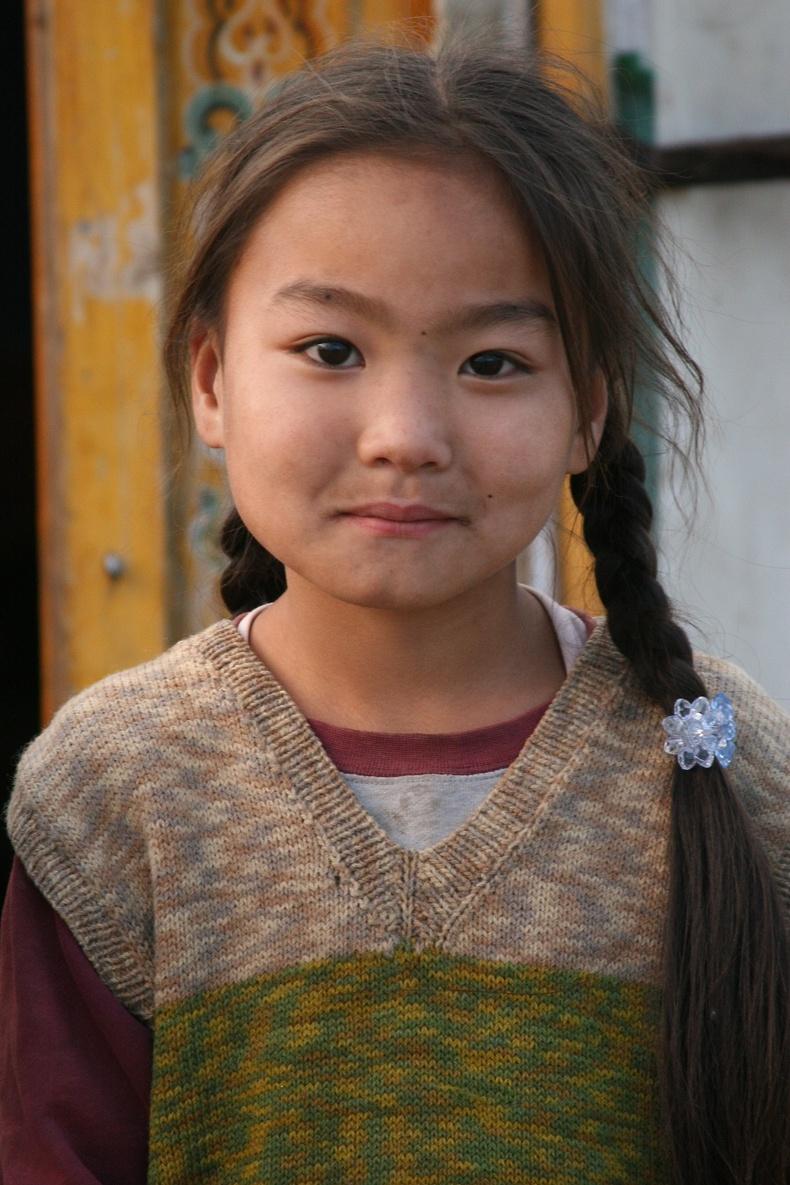 Гэр хорооллын охин, 2008 (Дуччио Пульези)