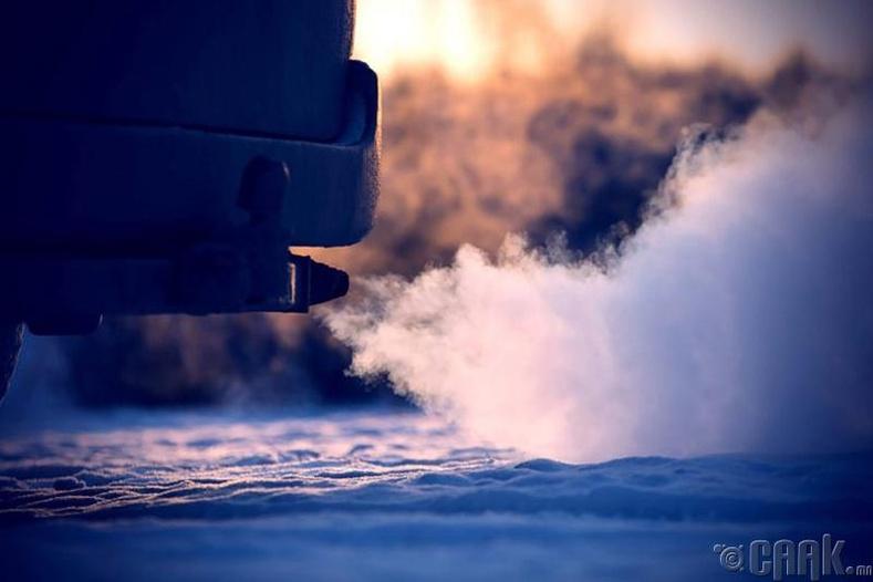 Хүйтэнд хөдөлгүүрээ нормалдах