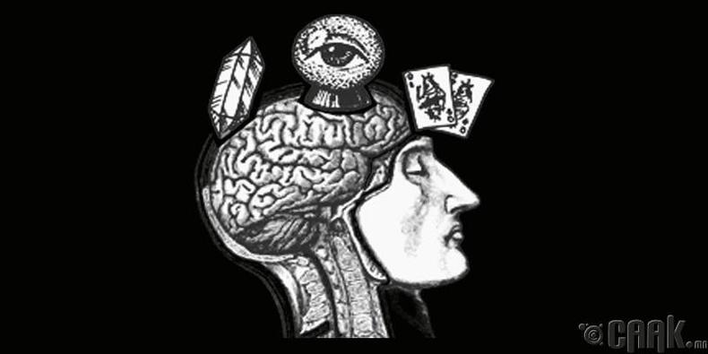 Бид бодохдоо: Тархи ер бусын чадвар бий болгодог