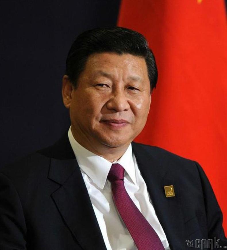 Ши Жиньпинийг Хятадын Коммунист намын аюулгүй байдлын төв товчоо хамгаалдаг