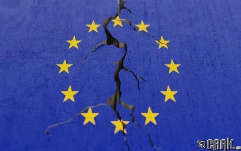 Европ уналтад орно