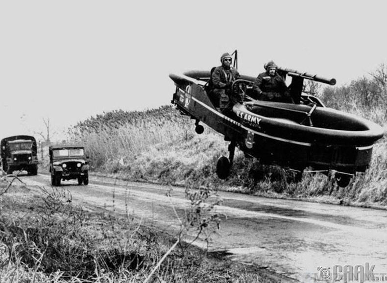 Пясецкийн  Аэрожип (1958)