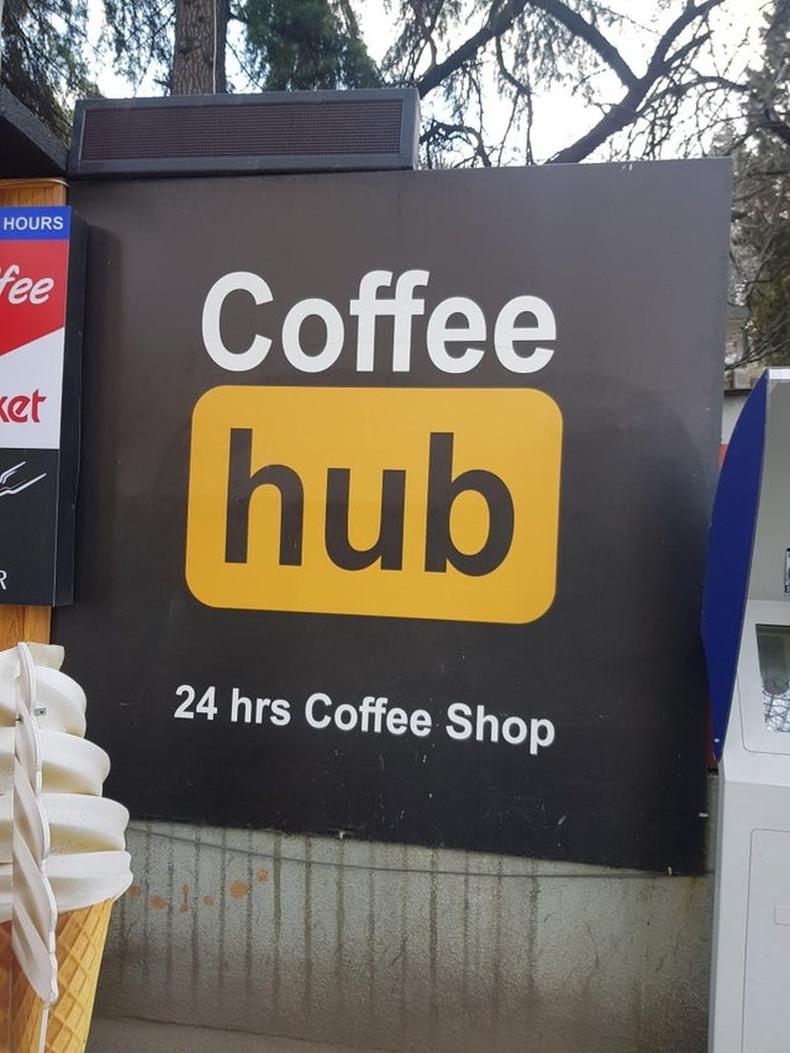 Бусдаас нуугдан байж ордог кофешоп