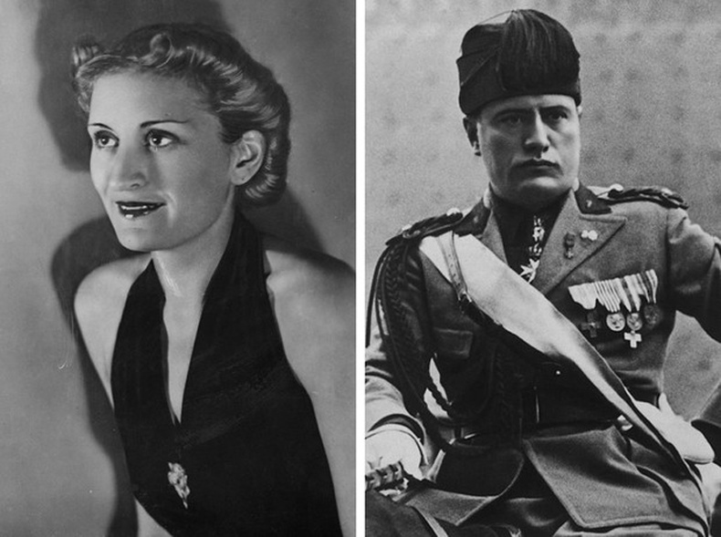 Эдда Муссолини (Edda Mussolini)