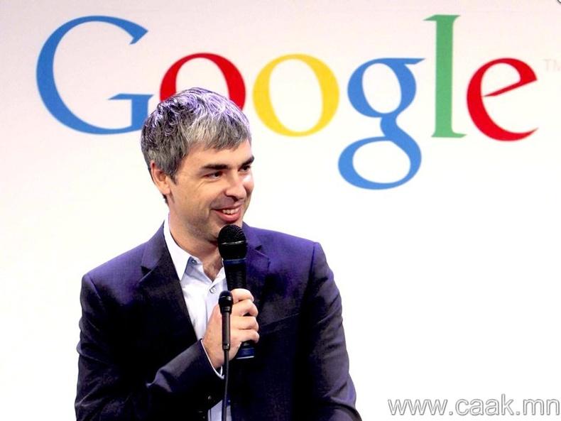 Ларри Пейж (Larry Page)