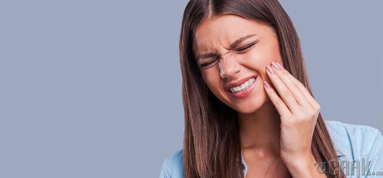 Шүдний өвдөлтийг эмчилнэ