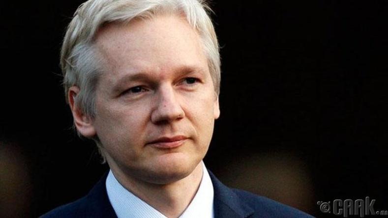 Жулиан Ассанж (Julian Assange)