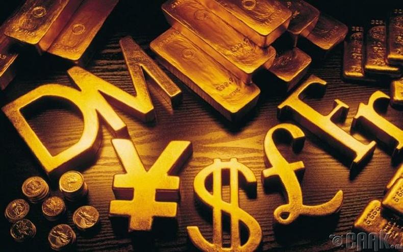 Валютын ханшыг байнга цээжилж яв