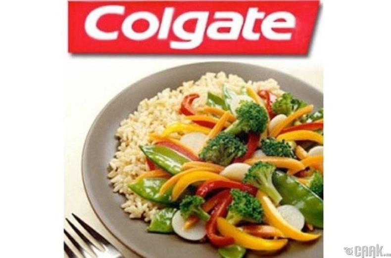 Colgate - Хоол
