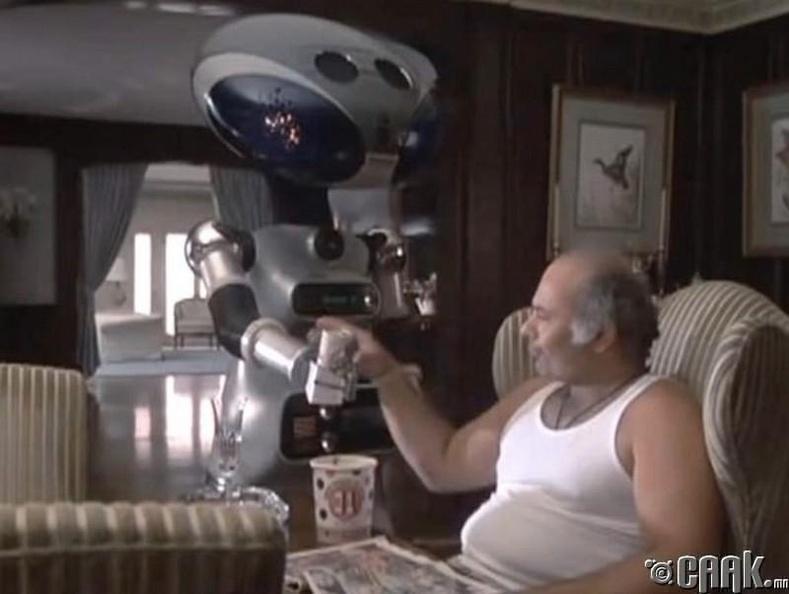 """""""Рокки 4""""-ийн робот гунигтай түүхтэй"""