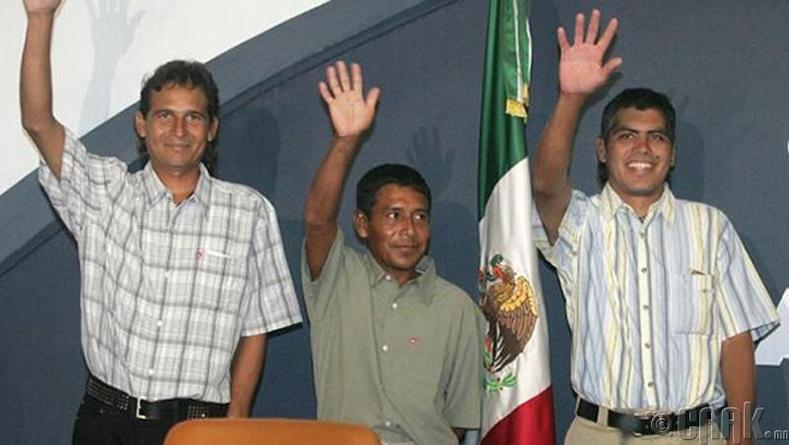 10 сарын дараа аврагдсан анчид