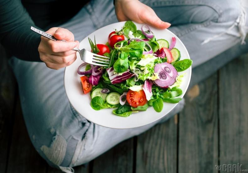 Эрүүл хооллолтыг хобби болго