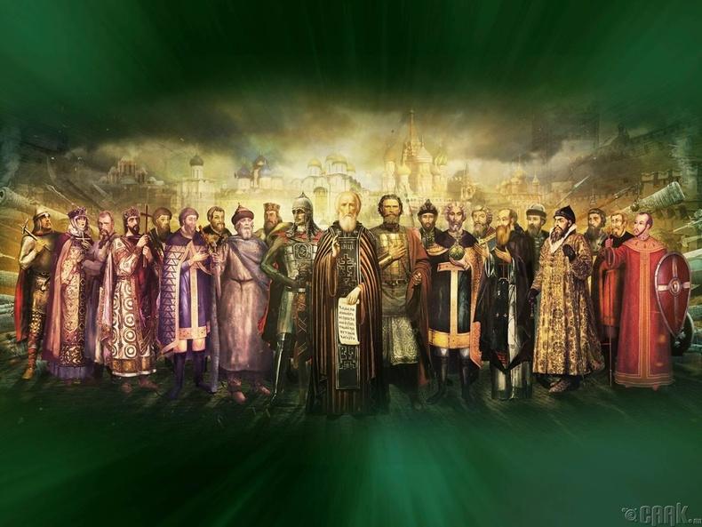 Эзэнт гүрний түүх