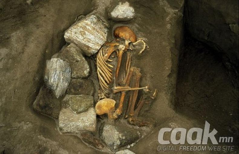 Археологийн шилдэг олдворууд
