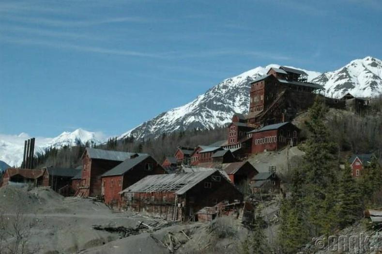 Кенникотт, Аляск, АНУ