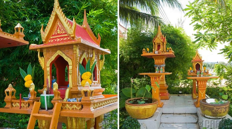 Тайландууд бол маш их шүтлэгтэй хүмүүс