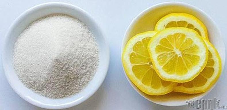 Нимбэг, элсэн чихэр