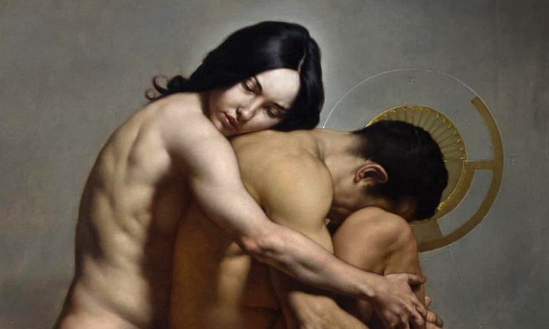 """""""21-р зууны Микеланжело"""" гэгддэг итали зураачийн шилдэг бүтээлүүд"""