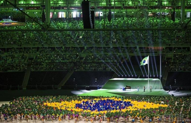 Рио Де Жанерогийн зуны Олимпын нээлт (2016 он)