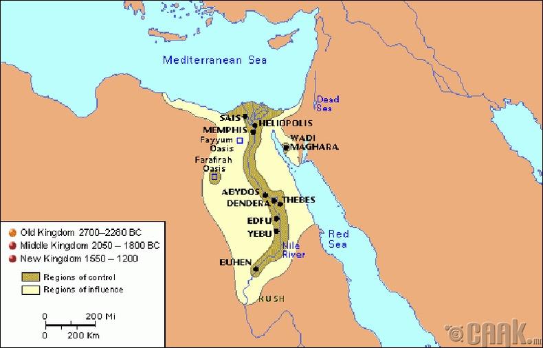 Эртний Египет