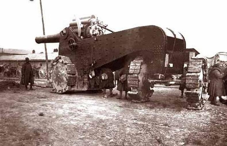 Хамгийн ер бусын танкнууд
