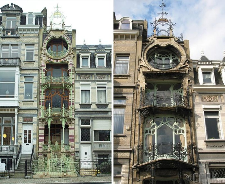"Брюссель дэх ""Saint-Cyr"" барилга"
