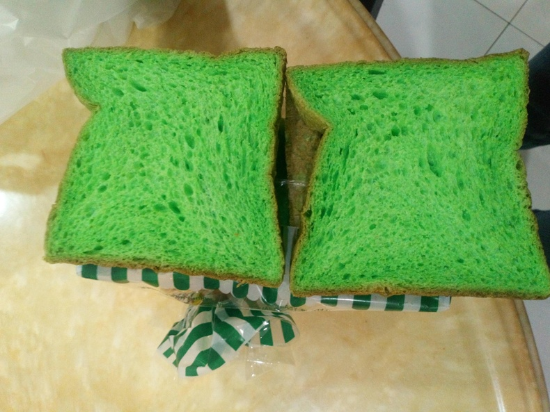 Малайзийн ресторануудад бууцайны амттай ногоон талх идэх боломжтой