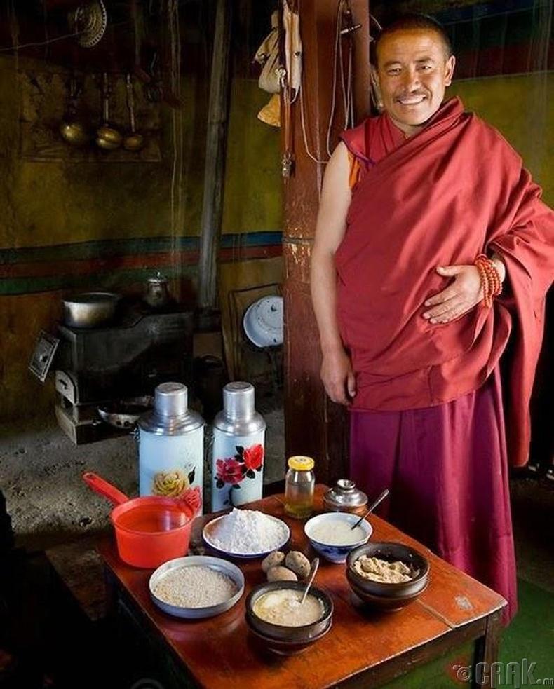 Төвдийн лам - 4900 ккал