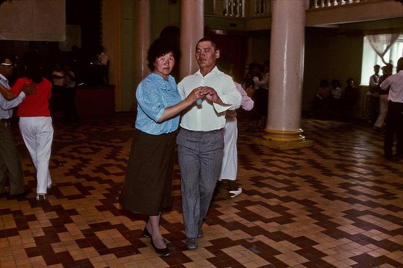 Нийтийн бүжиг - Улаанбаатар