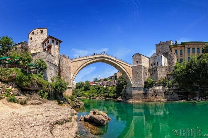Стари Мост гүүр - Босни Герцоговин