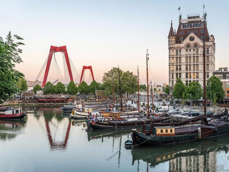 Роттердам, Нидерланд (Rotterdam, Netherlands)