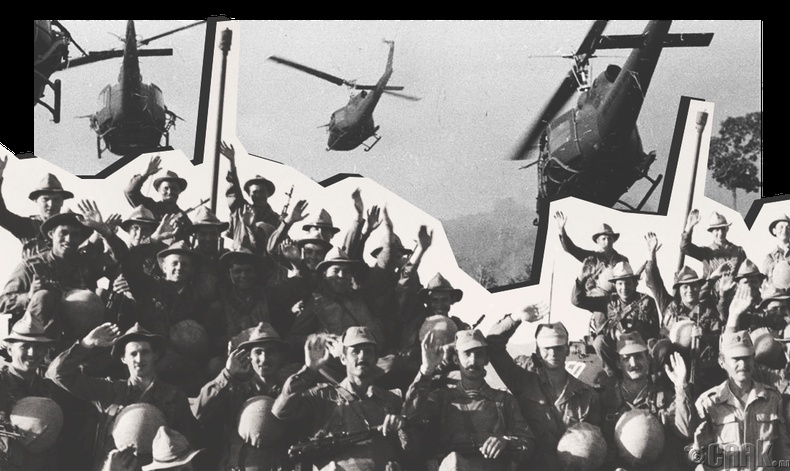 Вьетнам, Афганистан