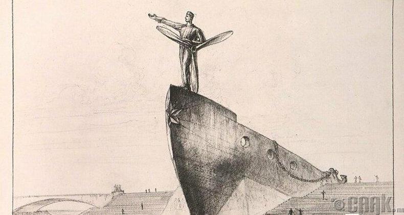 ЗХУ-ын анхны баатруудын дурсгалын хөшөө