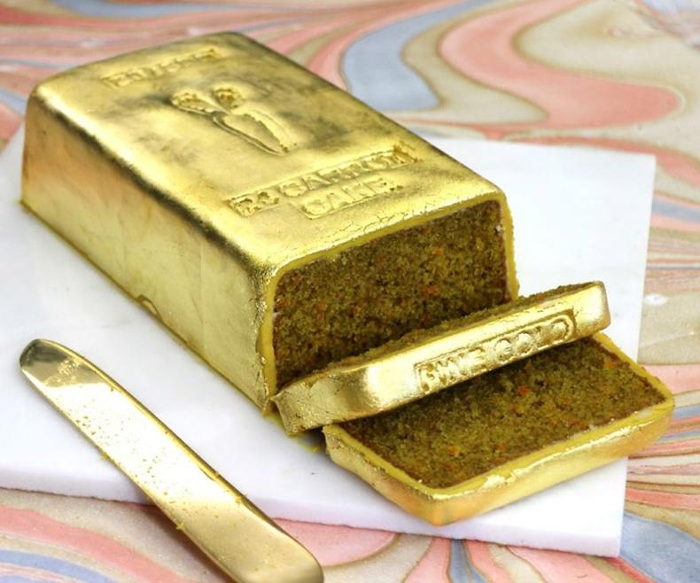 Алтан бялуу хэрхэн хийх вэ?