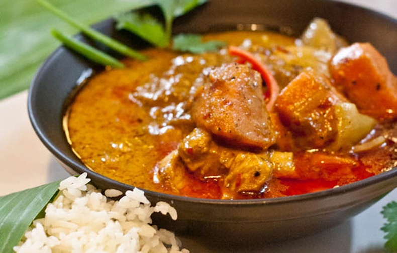 Тайландын хамгийн амттай хоолнууд