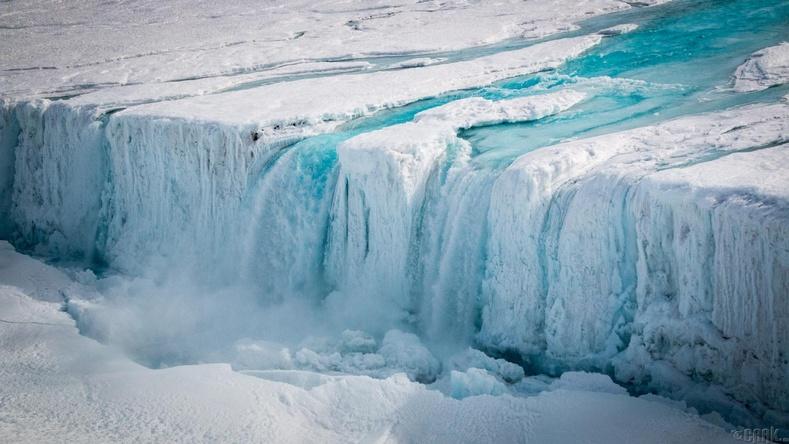 Антарктидын хамгийн том мөсөн гол-Тоттен хурдацтай хайлж байна