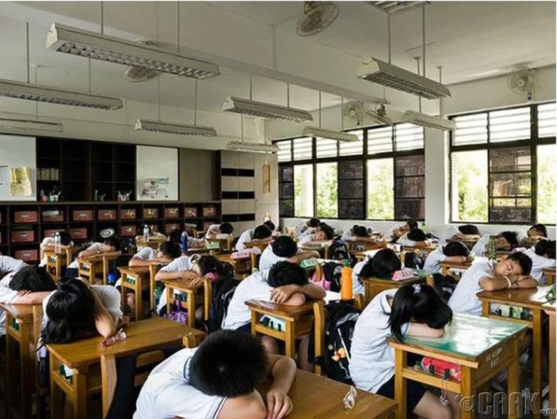 """""""Min-sheng"""" ахлах сургууль, Тайвань"""