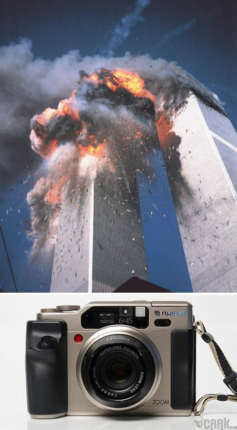 """Лайл Оуэрко, 2001 он. """"Fuji 645zi"""" камер"""