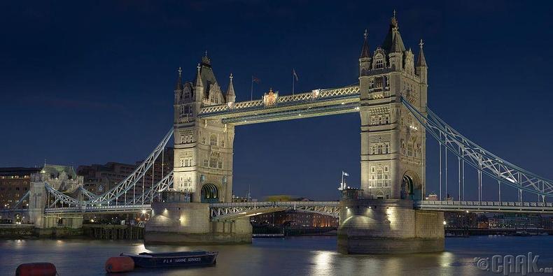 Лондон хотын цамхаган гүүр