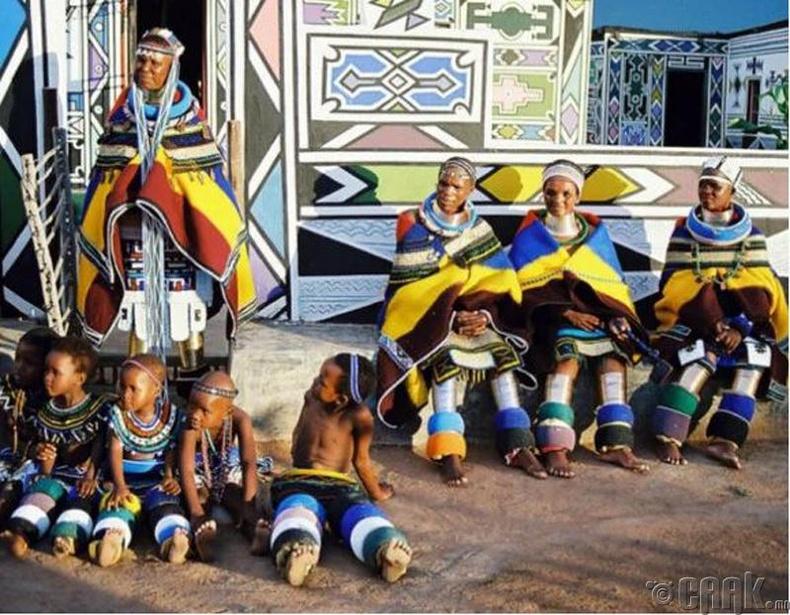 Үлгэрийн орон Зимбабве