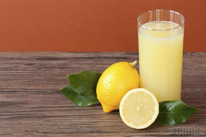 Лимоны шүүс тогтмол хэрэглэх