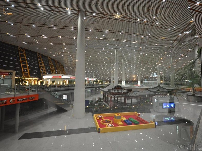 """The Beijing Capital International Airport"" - 3.5 тэрбум доллар"