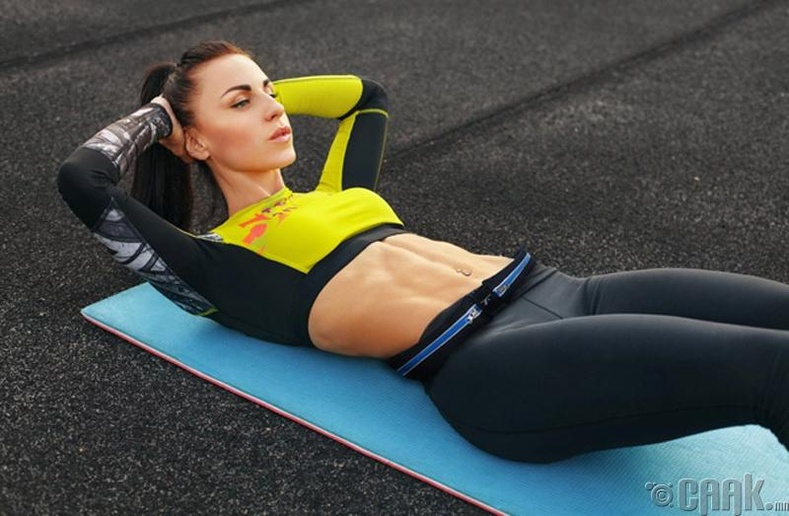 Харандаатай дасгал