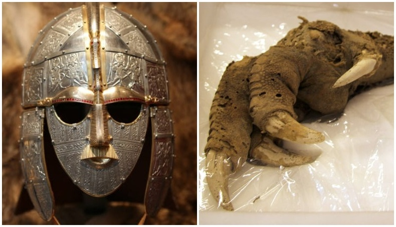 Хамгийн өндөр үнэ хүрч буй археологийн олдворууд